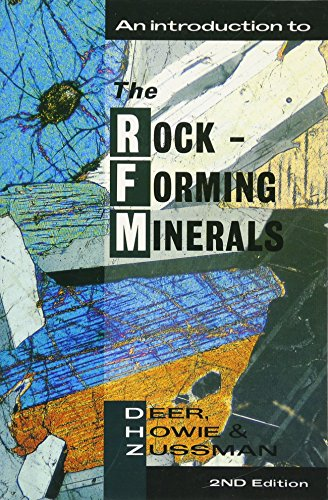 An Introduction to the Rock-Forming Minerals: W. A. Deer;