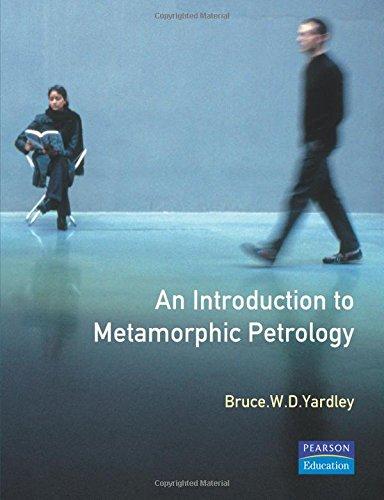 9780582300965: An Introduction to Metamorphic Petrology (Longman Earth Science Series)