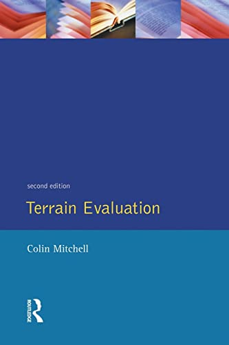 9780582301221: Terrain Evaluation (Introductory Handbook to the History, Principles, and Method)