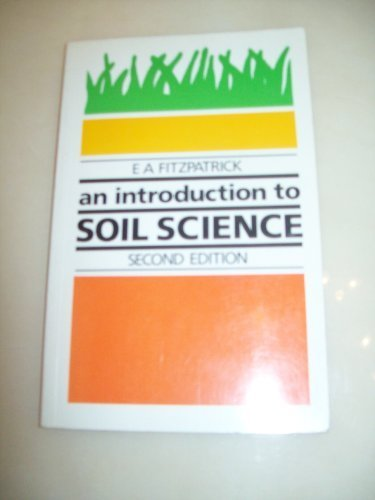 9780582301283: An Introduction to Soil Science