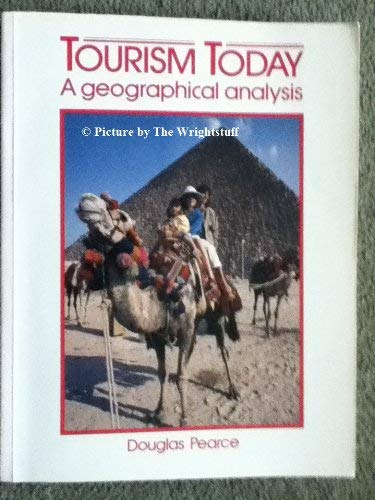9780582301450: Tourism Today: A Geographical Analysis