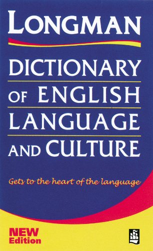 9780582302044: Longman Dictionary of English Language and Culture (LDEL)