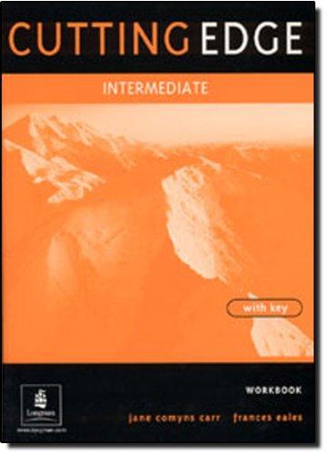 9780582302105: Cutting edge. Intermediate. Workbook. Per le Scuole superiori: A practical approach to task-based learning