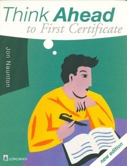 9780582302488: Think Ahead to First Certificate Course Book New Edition