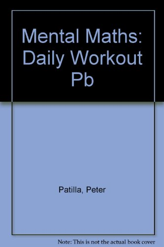 9780582303553: Mental Maths Daily Workout: Year 2