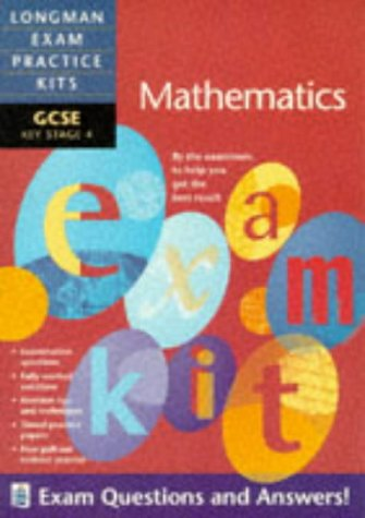 9780582303850: GCSE Mathematics (Longman Exam Kits)