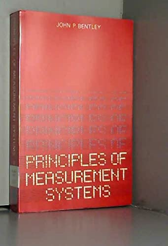 9780582305069: Principles of Measurement Systems