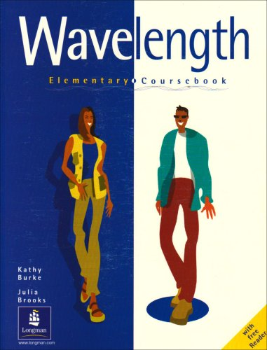 9780582305489: Wavelength Elementary Course Book