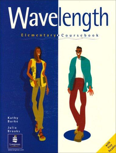 9780582305489: Wavelength Elementary Course Book