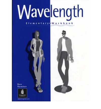 9780582305496: Wavelength: Elementary Workbook (WAVL)