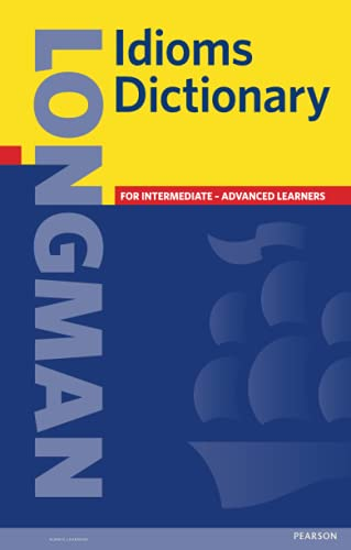 9780582305779: Longman Idioms Dictionary