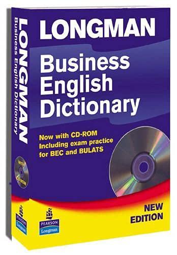 9780582306066: Longman Business English Dictionary