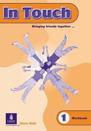 9780582306424: In Touch Workbook 1 (Friends)