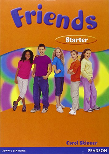 9780582306530: Friends. Starter. Students' Book: Global Student's Book 1
