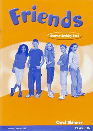 9780582306578: Friends. Starter. Workbook: Workbook 1