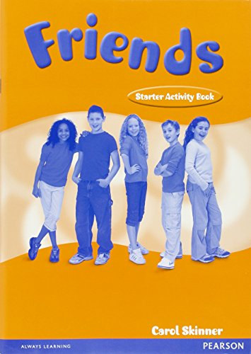 9780582306578: Friends Starter Activity Book