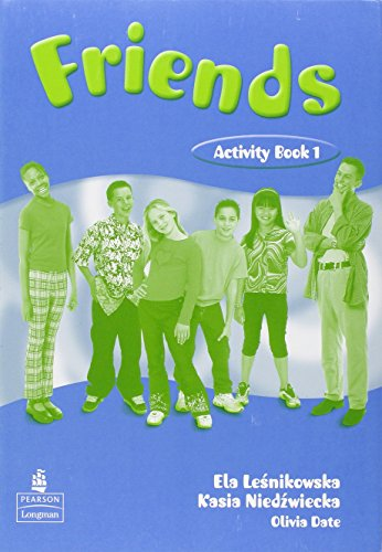 9780582306585: Friends. Workbook. Per la Scuola secondaria di primo grado: Friends. 1º ESO - Workbook 1