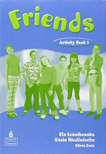 Friends 1 (Global) Activity Book: Kilbey, Liz