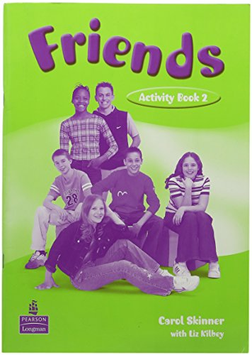 9780582306592: Friends. Workbook. Per la Scuola secondaria di primo grado: Friends. 2� ESO -Workbook 2
