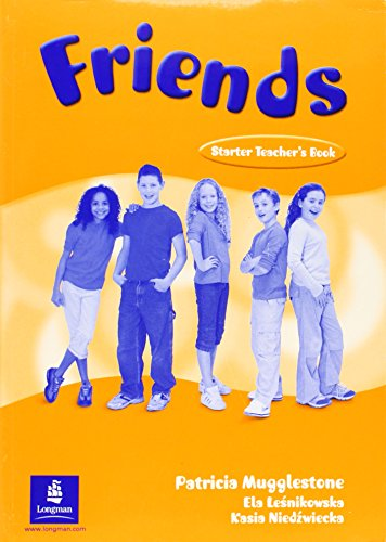 9780582306615: Friends Starter (Global)Teacher's Book: Global Teacher's Book 1