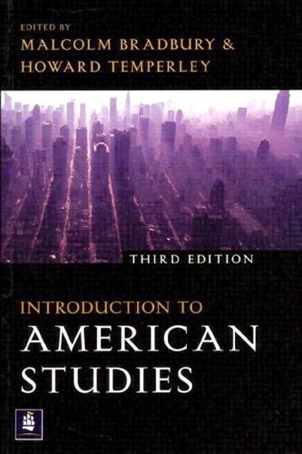9780582307384: Introduction to American Studies