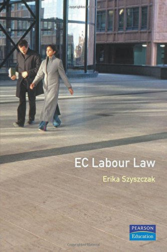 9780582308145: EC Labour Law