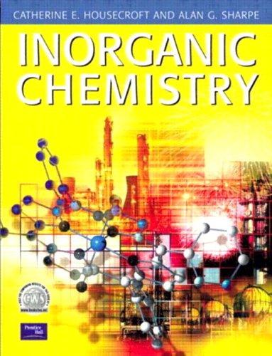 9780582310803: Inorganic Chemistry