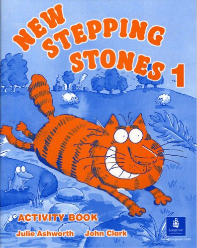 9780582311206: New Stepping Stones Activity Book 1 Global (No. 1)