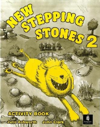 9780582311213: New Stepping Stones 2. Activity Book