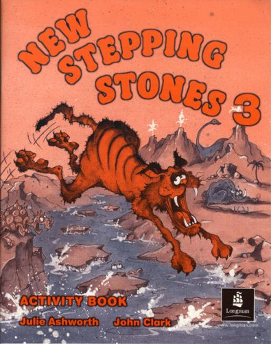 New Stepping Stones: Activity Book No. 3: Clark, John and