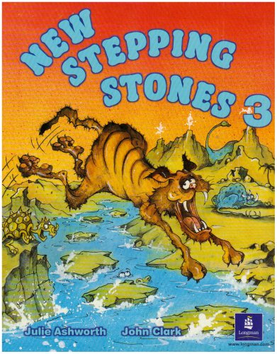 9780582311299: New Stepping Stones: Course Book (New Stepping Stones) (No. 3)