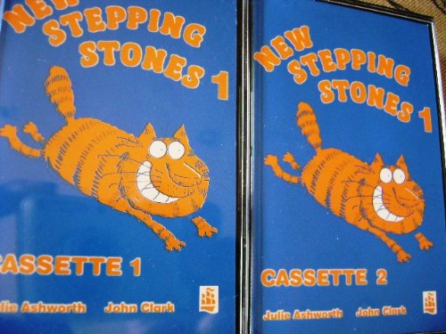 9780582311350: New Stepping Stones: Global Cassette Cassette 1 (New steppping stones)