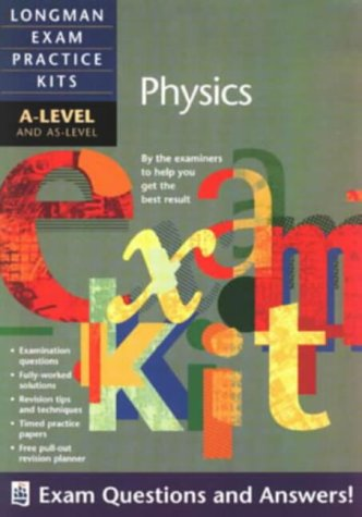 9780582312432: Longman Exam Practice Kits: A-level Physics