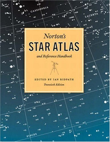 9780582312838: Norton's Star Atlas and Reference Guide (19th ed)