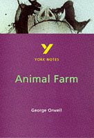 9780582313293: York Notes on George Orwell's