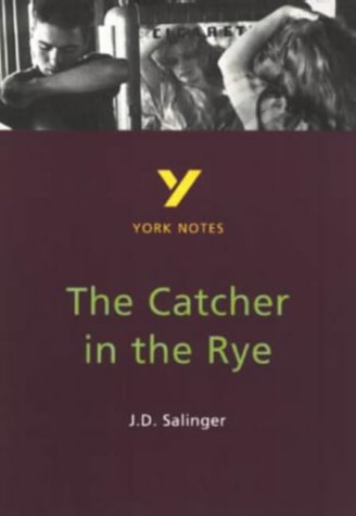 9780582313309: Catcher in the Rye (York Notes)