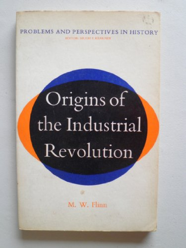 9780582313507: Origins of the Industrial Revolution (Problems & Perspectives in History)