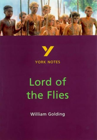 9780582314030: Lord of the Flies (York Notes)