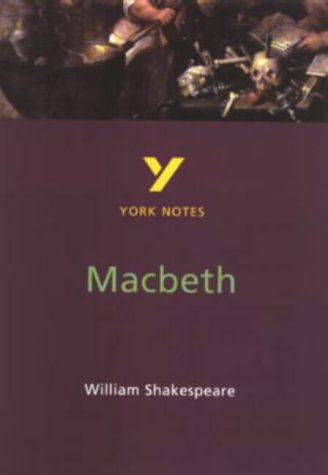 9780582314047: Macbeth (York Notes)