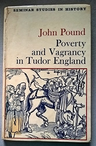 9780582314054: Poverty and Vagrancy in Tudor England (Seminar Studies in History)