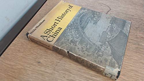 9780582314177: A Short History of China
