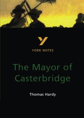9780582314269: The Mayor of Casterbridge (York Notes)