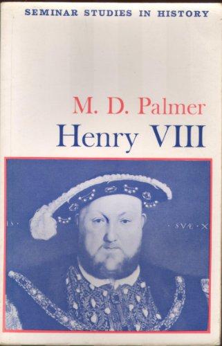 9780582314283: Henry VIII (Seminar Studies in History)