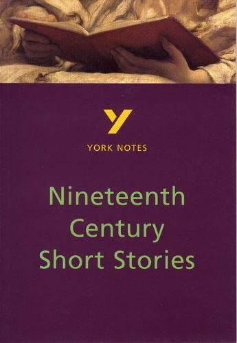 9780582314504: NINETEEN CENTURY SHORT STORIES (York Notes)