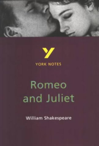 "York Notes on William Shakespeare's ""Romeo and Juliet"" (0582314569) by Keeble, N. H."