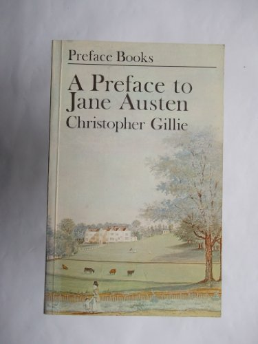 A Preface to Jane Austen.: Austen, Jane]; Gillie, Christopher