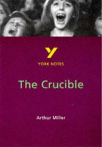 the crucible notes Created by harvard students for students everywhere, sparknotes is a new breed of study guide: smarter, better, faster geared to what today's students need to know, sparknotes provides chapter-by-chapter analysis explanations of key themes, motifs, and symbols and a review quiz and essay topics.