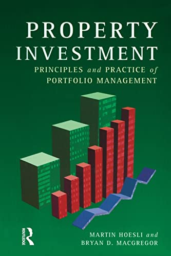 9780582316126: Property Investment: Principles and Practice of Portfolio Management