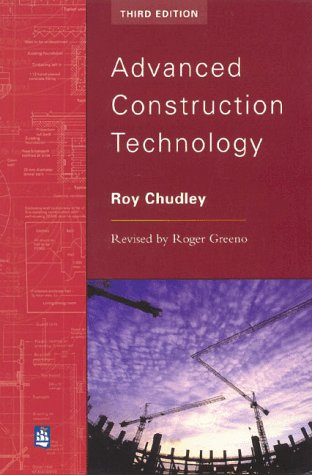 9780582316171: Advanced Construction Technology