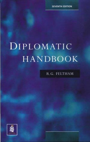 9780582317161: Diplomatic Handbook